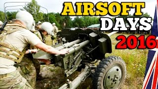 GSP AIRSOFT DAYS 2016 German Airsoft Event [ENG]