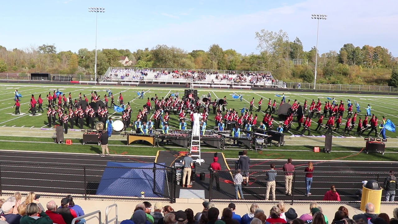 Franklin Marching Competition