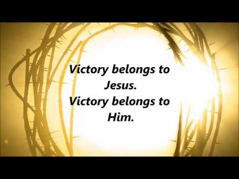 Todd Dulaney - Victory Belongs to Jesus...
