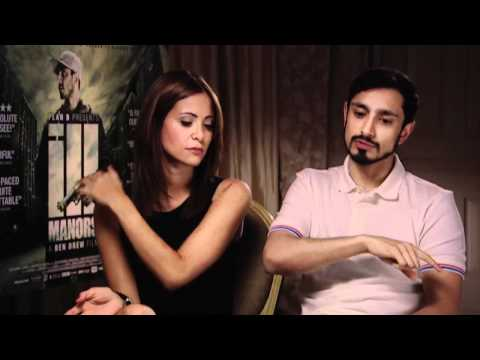 Anouska Mond, Riz Ahmed and Ben Drew talk Ill Manors  Empire Magazine