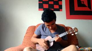 Radiohead - 2 + 2 = 5 (The Lukewarm.) (ukulele cover whitout vocals)