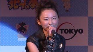 「アニメ・DD 北斗の拳」の制作発表会が3月22日、東京都内で行われ、キ...