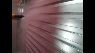 Покрасочный робот-манипулятор для порошковой окраски(, 2013-02-13T11:13:47.000Z)