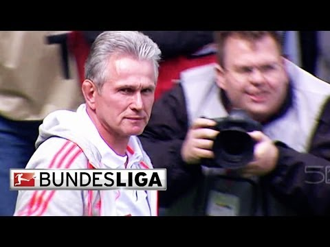 Mönchengladbach vs Bayern Munich 2012/13 - Jupp Heynckes' Emotional Farewell to the Bundesliga