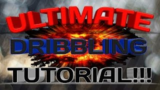 NBA 2K17: ULTIMATE DRIBBLING TUTORIAL!!