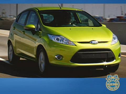 Ford Fiesta Euro Spec First Drive Kelley Blue Book Youtube