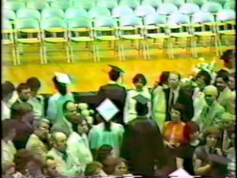 Catoctin High School Class of 1986 Graduation Ceremonies