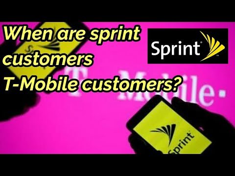 T-Mobile And Sprint Merger: When Are Sprint Customers Officially T-Mobile Customers?