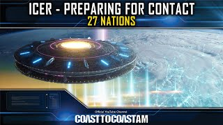 The International Coalition of Extraterrestrial Research - COAST TO COAST AM 2021