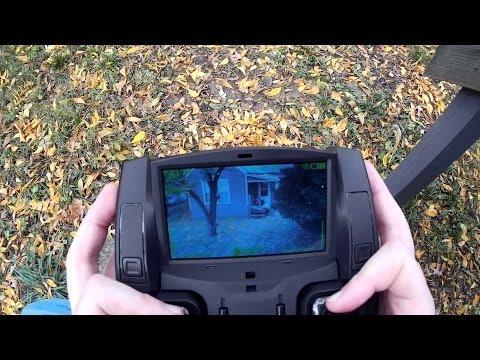 Квадракоптер Hubsan X4 H107D с 0,3 MP HD камера за запис на видео в реално време 13