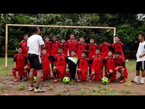 هذا الصباح- مواهب إندونيسية تنافس بكأس العالم لأطفال الشوارع  - 11:22-2018 / 4 / 18