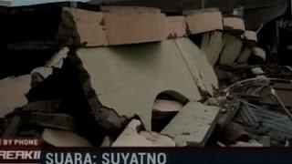 Raw: Indonesia Earthquake Kills Dozens