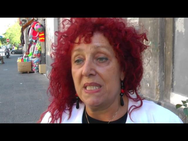 Goliarda Sapienza -L'antigattopardo, Catania Racconta Goliarda Sapienza - Audio Italiano