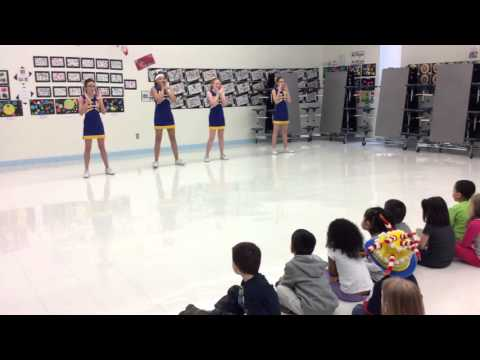 CCJHS performs at Mae Stevens Early Learning Academy