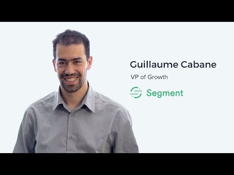 Guillaume Cabane, VP of Growth at Segment on Post-Acq. Personalization & Multi-Touch Attribution
