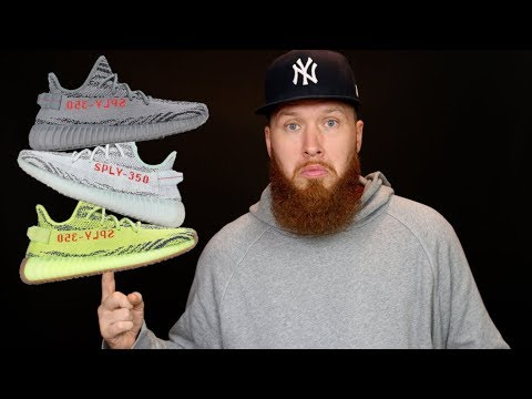 DON'T BUY NEW ADIDAS YEEZY 350s WITHOUT WATCHING THIS!!!