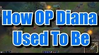 How OP Diana Used To Be | Announcement/Question At The End | 2K SUB HYPE!