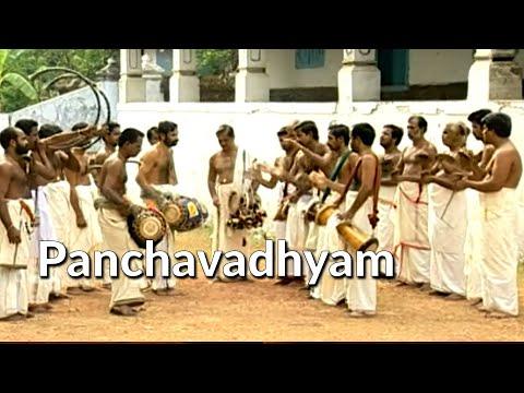 Rhythms of Kerala : Panchavadhyam