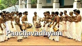 Rhythms of Kerala: Panchavadhyam