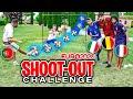 SHOOT-OUT EURO 2020 FOOTBALL CHALLENGE con gli ELITES!