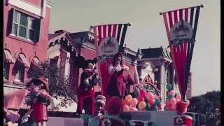 1985 Disneyland Family Cavalcade