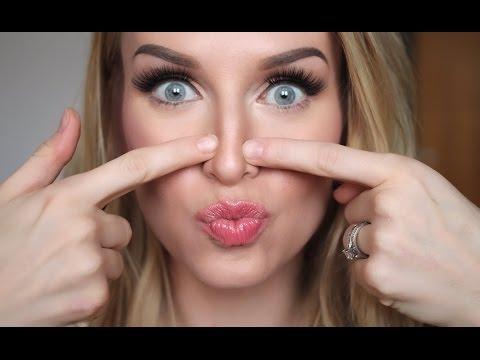 how to make a nose bump look smaller