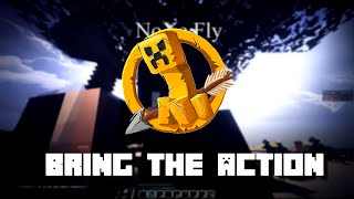 "Minecraft - Montage/ Edit PvP ~ ""Bring The Action"""