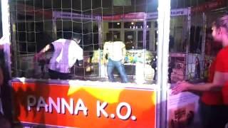 WM schon heute: PartyKick im Magna Racino