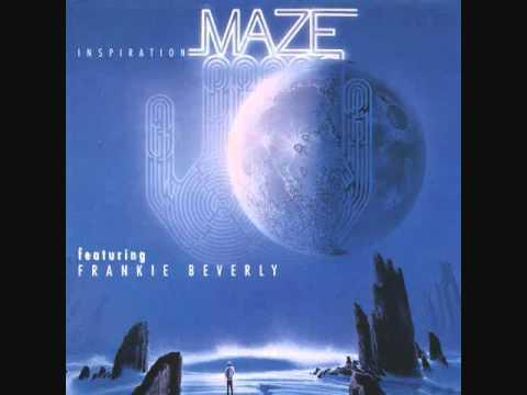 MAZE featuring Frankie Beverly (Ain't It Strange).wmv