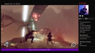 GOD OF WAR (livestream #6)
