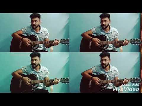 Uska Hi Banana Abhishek Verma Unplugged Acoustic Guitar Cover