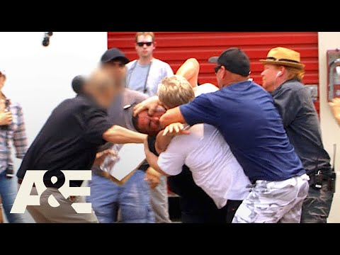 Storage Wars: Top 5 Biggest Fights | A&E