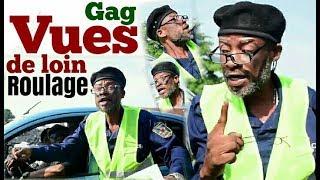 NOUVEAU GAG | VUE DE LOIN ROULAGE Théâtre Congolais 2019  | BE PRODUCTION