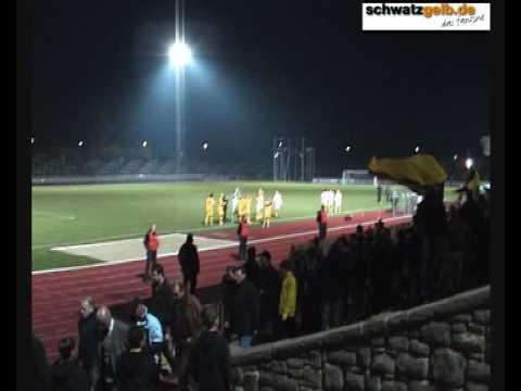 BVB II - Leverkusen II Stimmung und Stimmen aus der Roten Erde Borussia Dortmund - Bayer Leverkusen