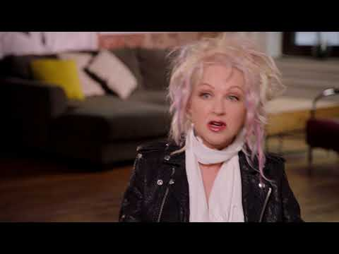 Cyndi Lauper Interview about the