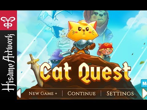 Cat Quest | Game play - review and recommendation | Video games with Cats