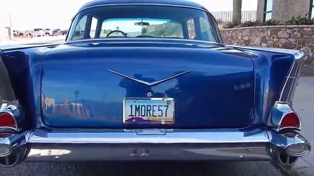 1957 chevy 210 post ls 1 belair trim