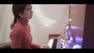 Wham!/Last Christmas piano miyu movie miyu vocal miyu piano…U7(YAMA...