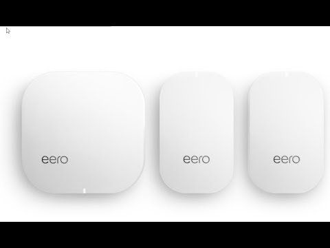 eero Home WiFi System Unboxing Review