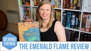 The Emerald Flame Spoiler Free Review - Behind the Box