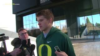 Justin Herbert Talks Civil War Game
