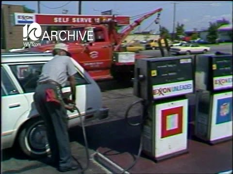WAVY Archive: 1979 Gas Prices - Oil Prices