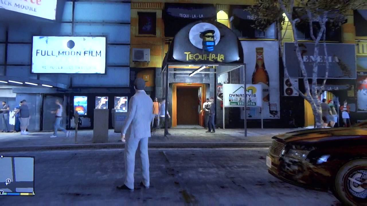 Security Guard Gta 5