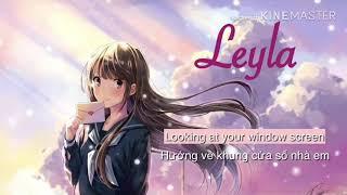 LEYLA 💖 Mesto | Lyrics Vietsub