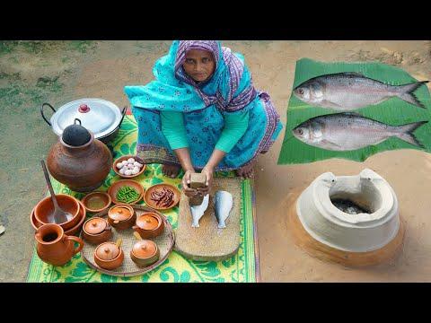 Matir Culai Ilish Macher Kofta Curry Recipe Delicious Fish Kofta Curry How To Remove Bone Form Hilsa