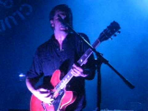 Black Rebel Motorcycle Club - Killing The Light @ The Majestic Theatre 9/6/07