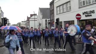 LOL1123 St Patrick Temp Church Parade 16/03/2013