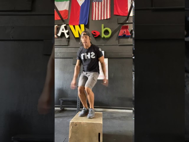 BOX JUMP - OPTIONS