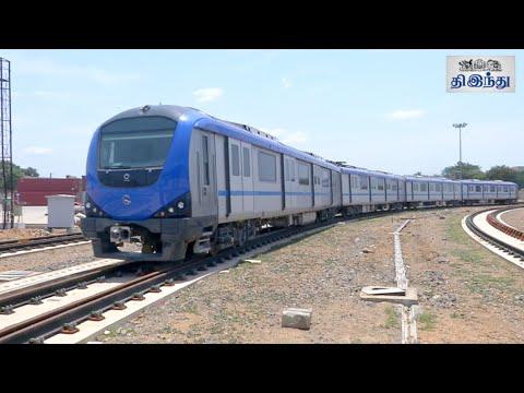 Chennai Metro Rail - Special Feature | Tamil The Hindu