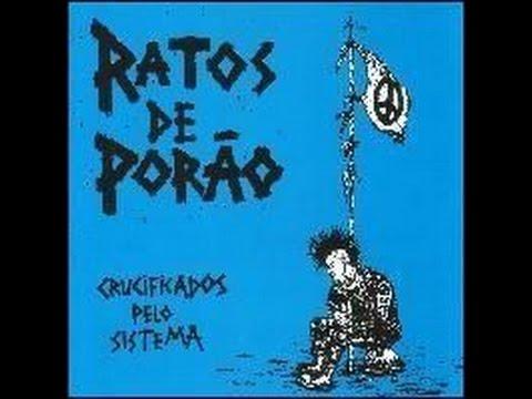 Ratos de Porão - Crucificados Pelo Sistema [1984] (Full Album Lyrics)